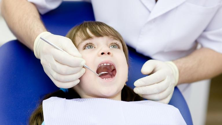 Child at Dentist | Emergency Pediatric Dentist 60463