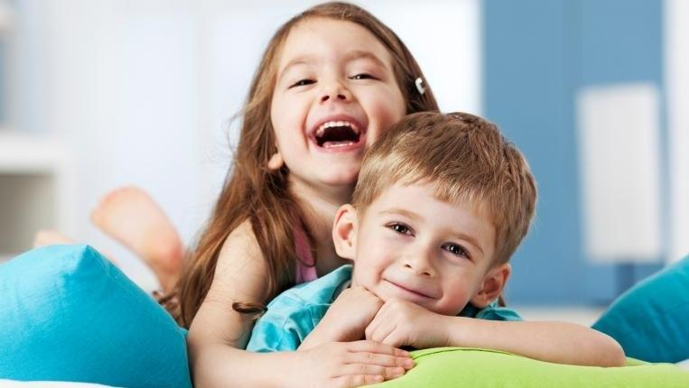 two little kids | children's dentistry in Palos Heights | Palos Pediatric Dentistry